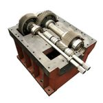 B Type gearbox of Co-rotating Twin Screw Extruder