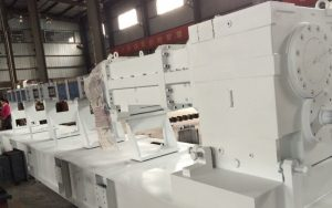 CHT-135Max-Super-high-torque-twin-screw-extruder-compounding-line-in-USA