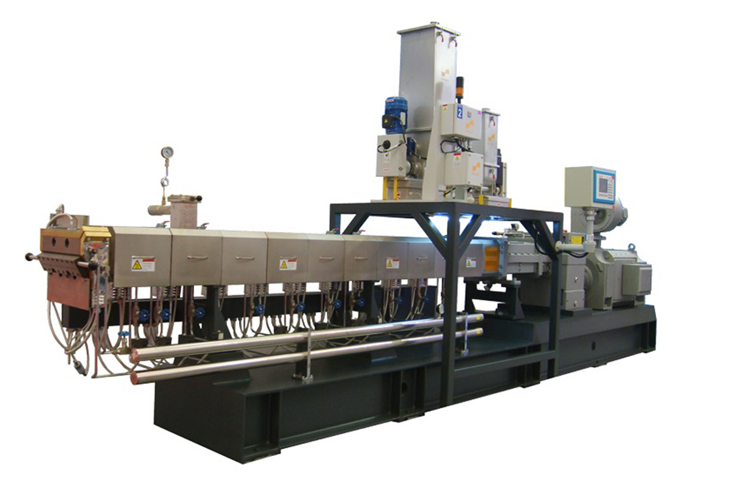 CHT-Max series Twin Screw Extruder