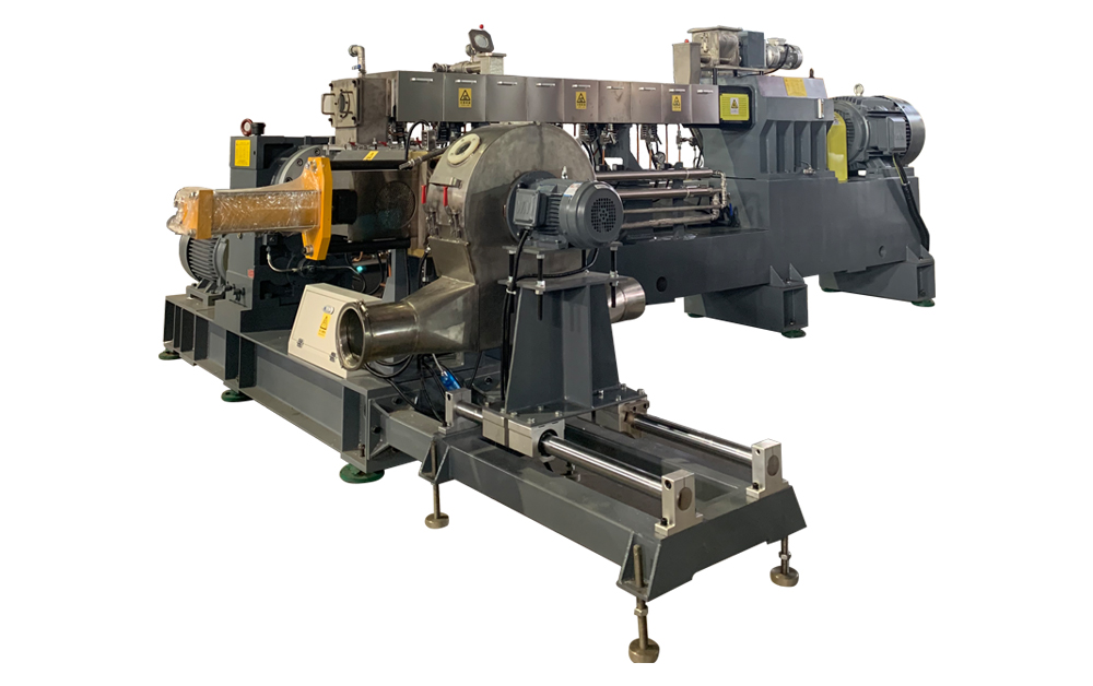 Two-Stage-Extruder